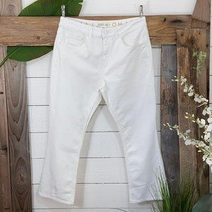 Jeans NWT Kate Spade Broome Street White Ohhlala